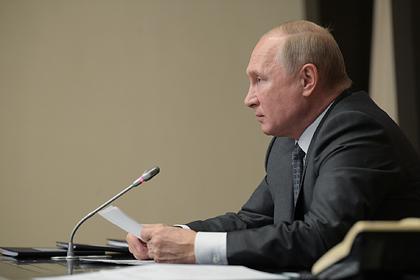 Путин потребовал отчета о расходовании бюджетных средств после паводков