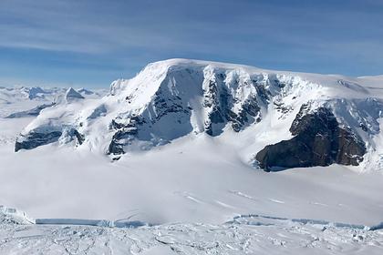 В Антарктиде обнаружили утечку радиации