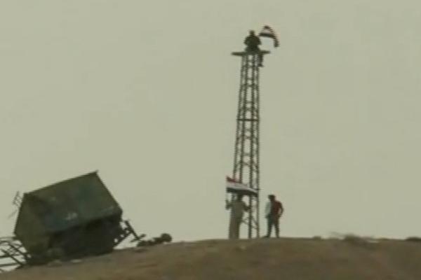 Сирийцы вступили в бой с турецкими военными