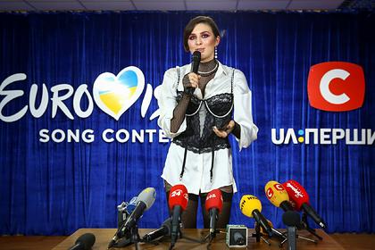 Выступавшим в России украинским артистам запретили участие в «Евровидении»