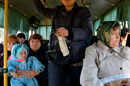 В России кондуктор заставила ребенка просить деньги на проезд у пассажиров