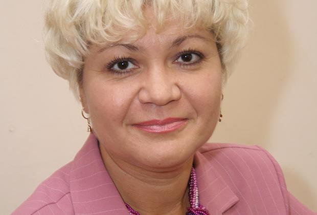 Эльза Садыкова
