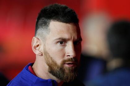 Месси взялся за усиление «Барселоны»