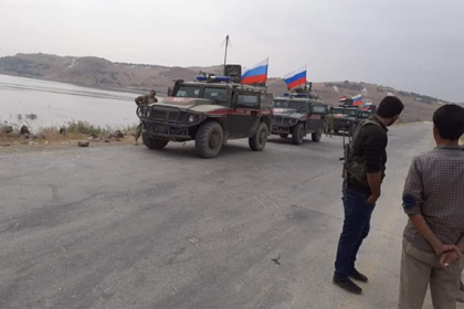 Российские военные вошли в город из «плана Эрдогана»