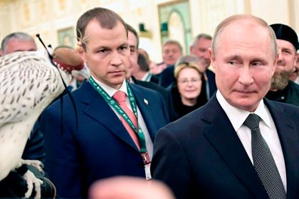 Надпись «ДПС» на кортеже Путина назвали «знаком внимания» арабов
