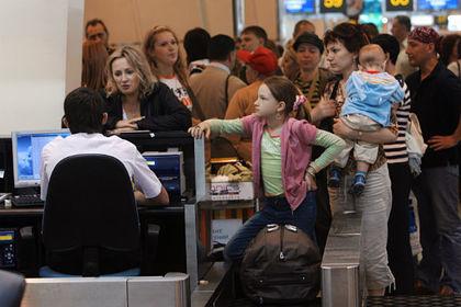 Российские аэропорты попросили вернуть паспортный контроль в VIP-залах