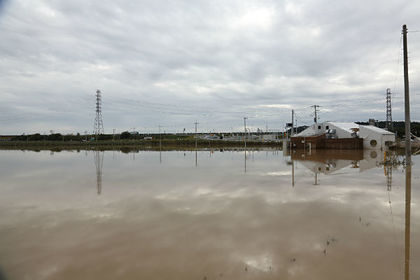В Японии нашли десятки жертв тайфуна