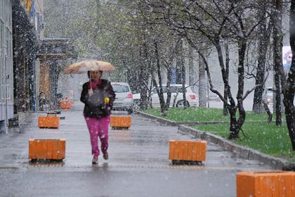 В Россию придут холода