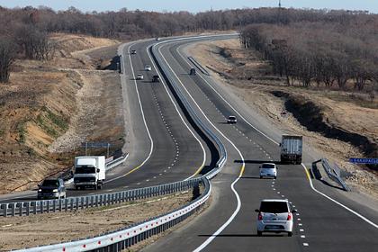 На российских магистралях повысят допустимую скорость
