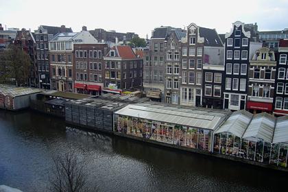 Массовый обман туристов вскрылся в Амстердаме