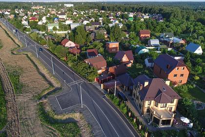 В России упростили взыскание долгов с дачников