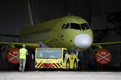 Усовершенствованный Sukhoi Superjet 100 испытали