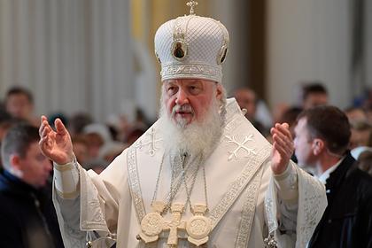 Патриарх Кирилл разглядел на Украине угрозу всему православию