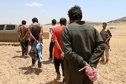 Описаны применявшиеся сирийской армией пытки