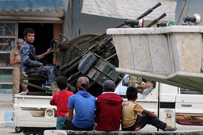 Кремль назвал напряженной ситуацию в районе турецкой операции в Сирии