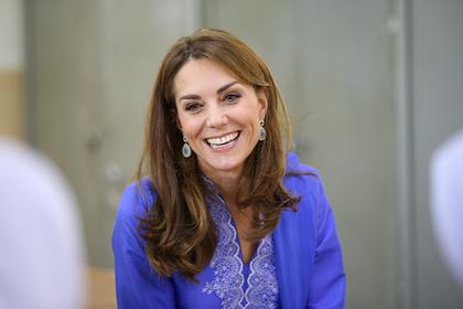 Кейт Миддлтон скопировала гардероб принцессы Дианы