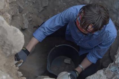 Найдены невозможные следы древних людей