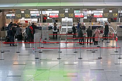Регистрацию в аэропортах России предложили сделать платной
