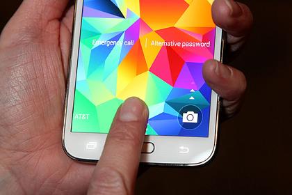 Защита по отпечатку пальца смартфонов Samsung оказалась бесполезной
