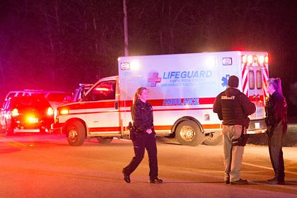 Мотоциклист упал с 14-метровой высоты и выжил