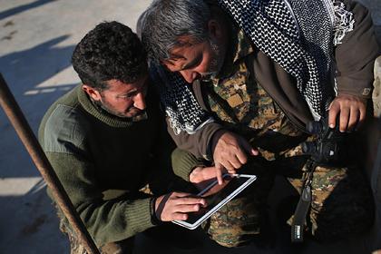 Курдов заподозрили в планах слить секреты спецназа США российской разведке