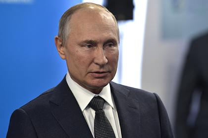 Путина встретили во ВГИК под песню об истекающем кровью казаке