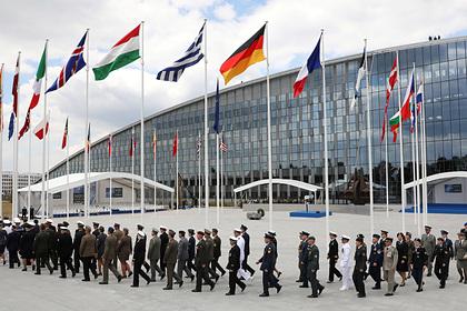 Эстония назвала конфликт в Сирии свидетельством проблем в НАТО