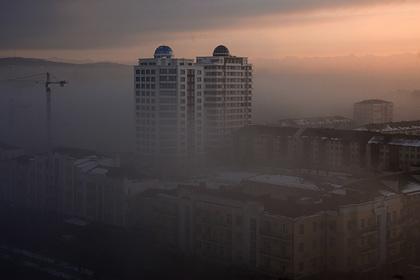 В Чечне начали быстро строить