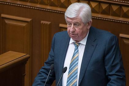Экс-генпрокурор Украины обвинил следователей в сливе данных из-за дела Байдена