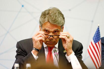 Министр энергетики США подал в отставку