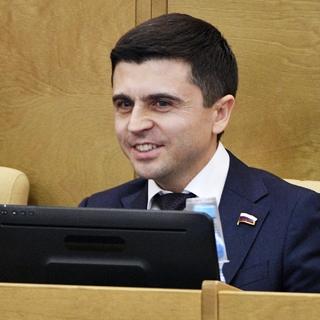 Депутат Госдумы от Крыма Руслан Бальбек
