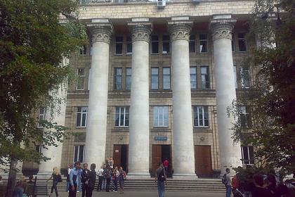 В Киеве на преподавателя пожаловались за отказ вести лекцию на мове
