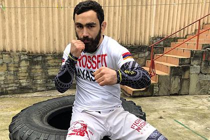 Российский боец ММА проиграл в казино 200 тысяч долларов за день до турнира