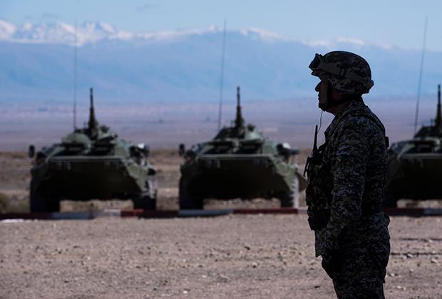 Совместные учения «Иссык-Куль антитеррор» объединенной группировки Вооруженных сил Киргизии, Центрального военного округа Вооруженных сил РФ и российской авиационной группировки