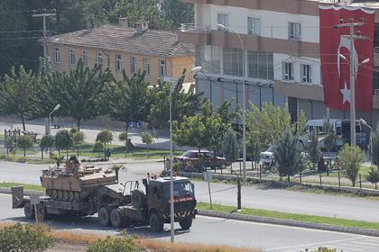 В ЕС отложили санкции против Турции