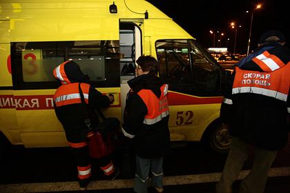 Младенец умер на борту летевшего в Москву самолета