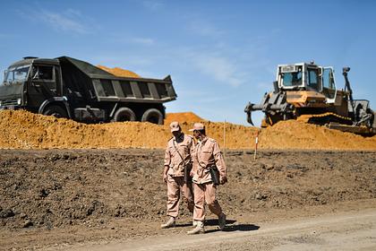 Названа главная задача созданной в России Военно-строительной компании