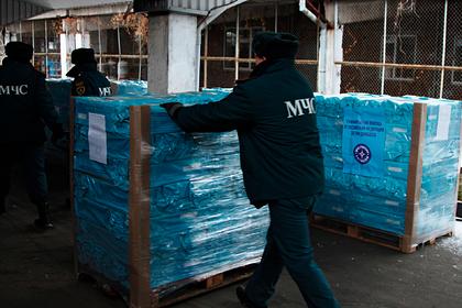 Украина запротестовала из-за российской гуманитарной помощи Донбассу