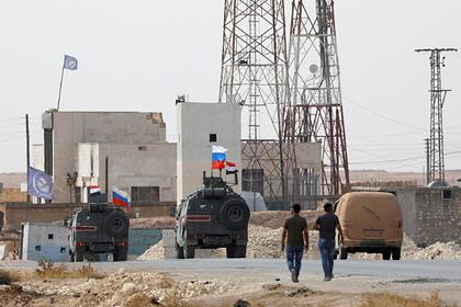 Назван автор матерного послания в адрес России в Сирии