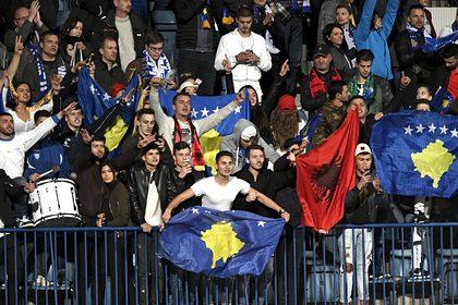 УЕФА разведет команды из России и Косова