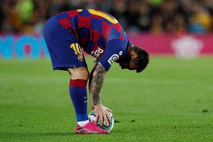 Месси захотел избежать прикованности к «Барселоне»