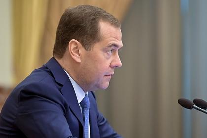 Медведев возмутился политикой США в Европе