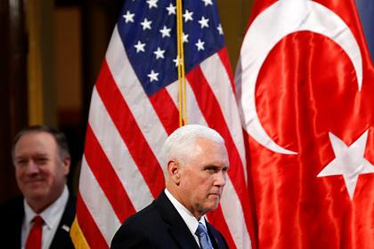 Назван переломный момент на переговорах США и Турции по Сирии