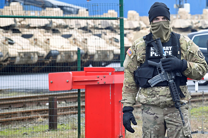 В Германии начались секретные учения НАТО в условиях «атомной войны»