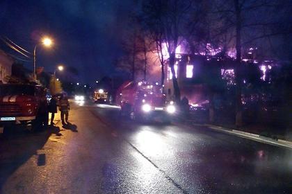 Пятеро детей погибли при пожаре под Ярославлем