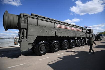 В России рассекретили малоизвестную ядерную МБР