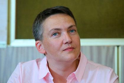 Савченко рассказала о вранье Порошенко про войну в Донбассе