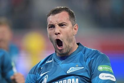«Зенит» отправил шесть мячей в ворота «Ростова»
