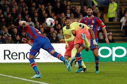 «Манчестер Сити» вернулся на второе место в АПЛ после выездной победы