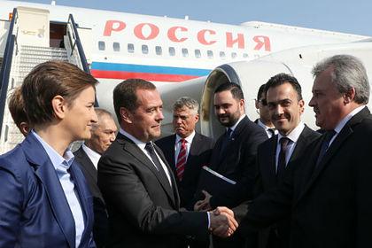 Россия даст Сербии кредит